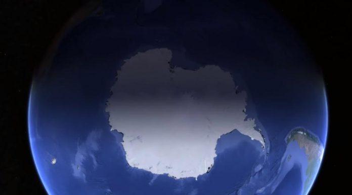 antarktika prijeti čovječanstvu