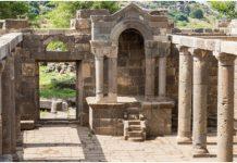 arheolozi pronašli biblijska vrata