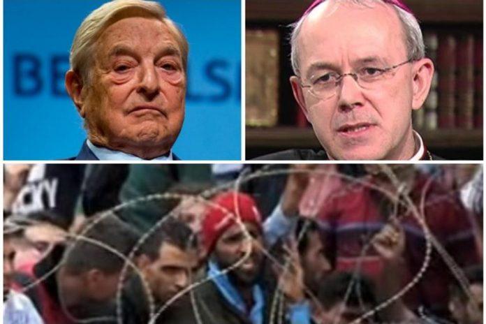 europska migrantska kriza vatikanski biskup