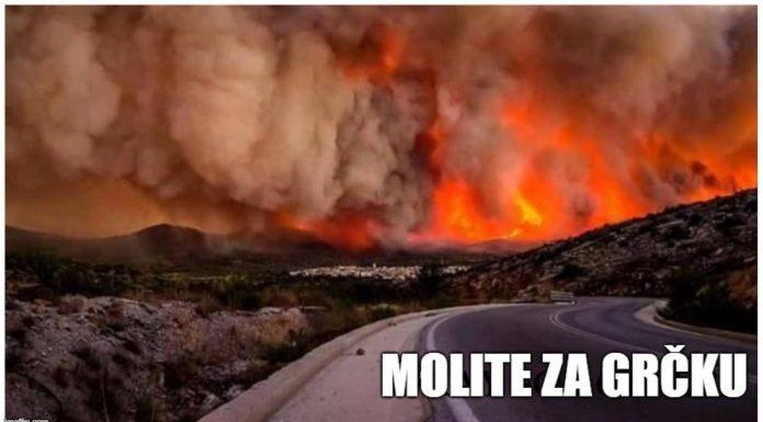 molite za grčku tragedija požari