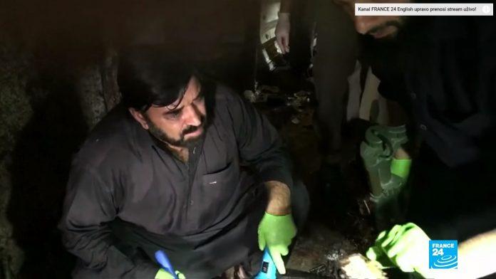 pakistan bombaš samoubojica