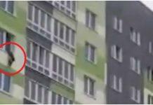 petogodišnjak padao s kata spasili susjedi