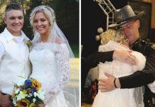 Mladenkin otac je umro prije vjenčanja
