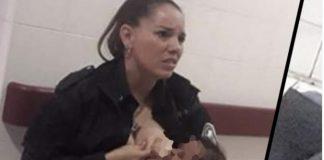 Argentinska policajka koja je podojila gladnu bebu promaknuta u čin poručnice