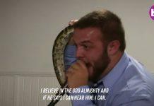 Pastora ugrizla zmija otrovnica