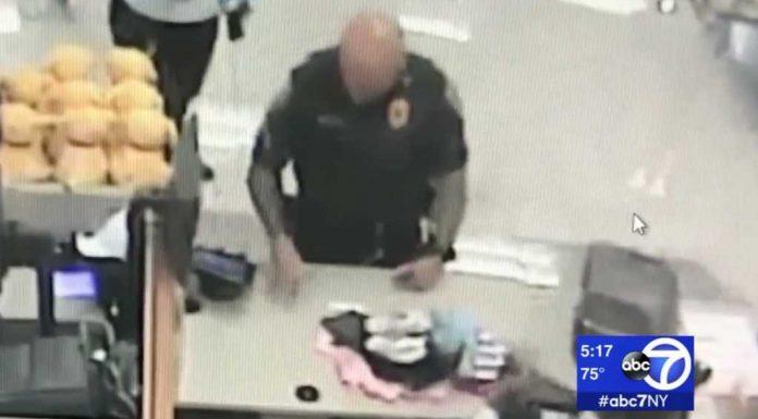Policajac je uhvatio majku u krađi