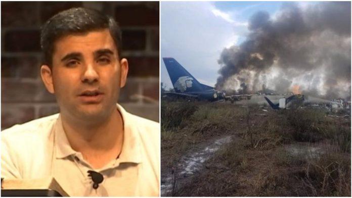 Putnik meksičkog aviona svjedoči kako je Isus spasio živote 103 putnika
