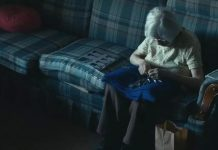 Usamljena starica tajna