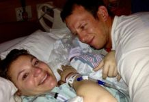 Voditeljica se smijala dok joj je beba umirala u rukama