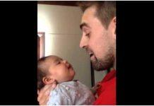 tatin i kćerkin prvi duet