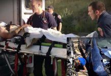 Anđeli pomogli dječaku (8) da podigne auto koji je gnječio njegovog tatu