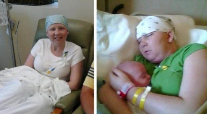 Molitva pomogla majci koja je oboljela od tumora na mozgu