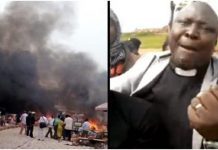 Nigerijski muslimani spalili živog kršćanskog pastora, njegovu ženu i troje djece