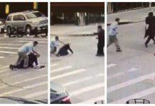 židovski starac brutalno pretučen