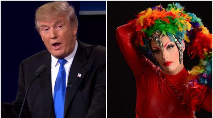 Bog je stvoro muško i žensko Trump ne želi priznati transrodne osobe