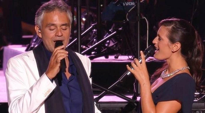 Andrea Bocelli duet supruga