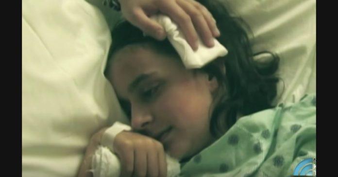 Djevojka otkrila istinu koju je bila prisiljena čuvati dok je 4 godine ležala zatočena u svom tijelu