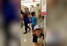 Majka je bila u trgovini s djecom, a onda iznenada počela vrištati