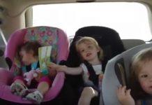 Dvije djevojčice su zamolile mamu da im pusti glazbu, a onda se pojav