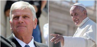 """Franklin Graham: """"Trebamo biti vrlo oprezni prije nego što krenemo mijenjati molitvu 'Oče naš'""""!"""