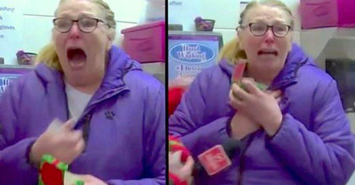 Kuharica, koja je preživjela rak debelog crijeva, počela plakati nad prizorom koji ju je dočekao