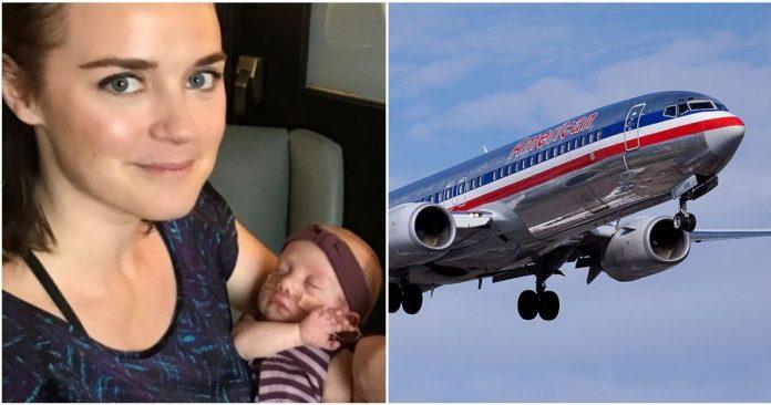 Majka je s bolesnom kćerkom putovala u avionu, a ono što je doživjela od jednog putnika ju je rasplakalo