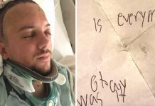 Muškarac je doživio tešku nesreću nekoliko dana prije vjenčanja