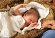 simbolika povoja u koji je Isus umotan nakon rođenja
