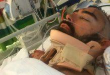 Otac se bori za život nakon što je skočio s balkona kako bi spasio svog sina