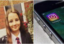Instagram utjecao na samoubojstvo djevojčice