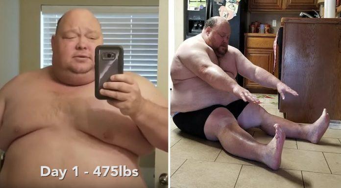 Čovjek je u godini dana smršavio 100 kilograma