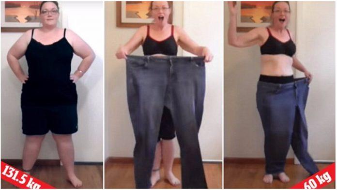 Zbog težine nije mogla ostati trudna pa je u 7 mjeseci izgubila 70 kg
