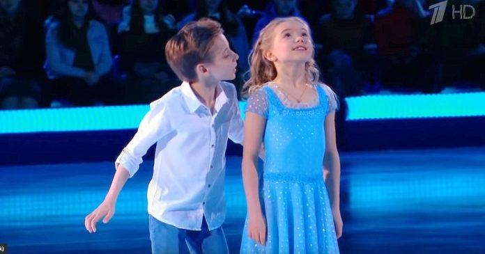 Mali klizači na ledu osvojili publiku spektakularnim nastupom