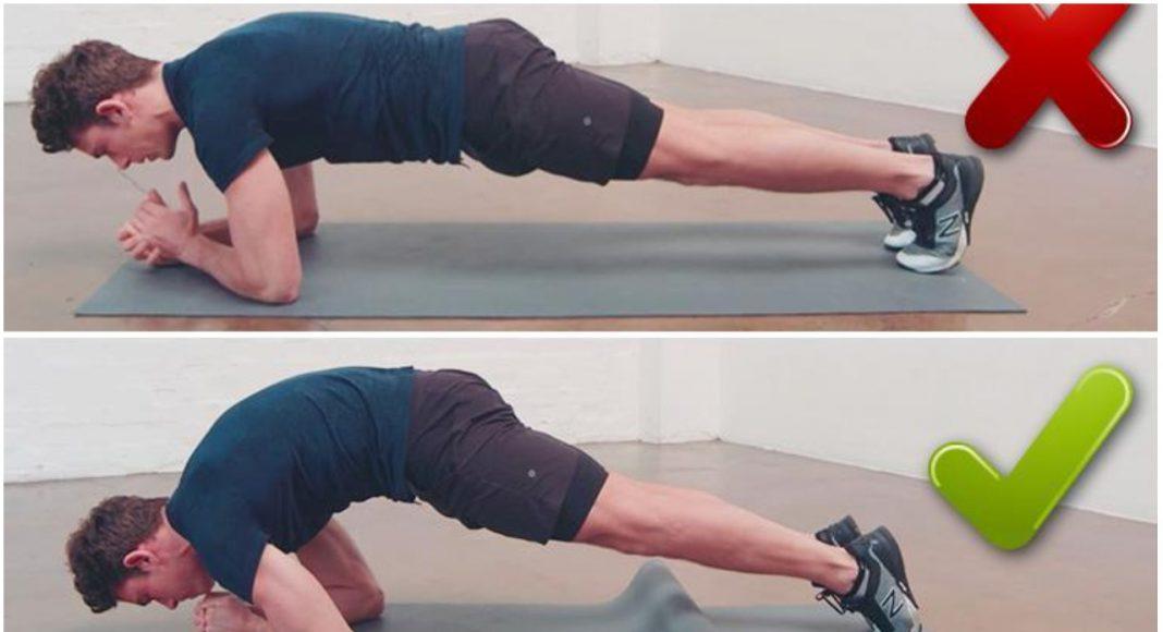 Jednostavne vježbe za tijelo - rezultate ćete vidjeti za mjesec dana