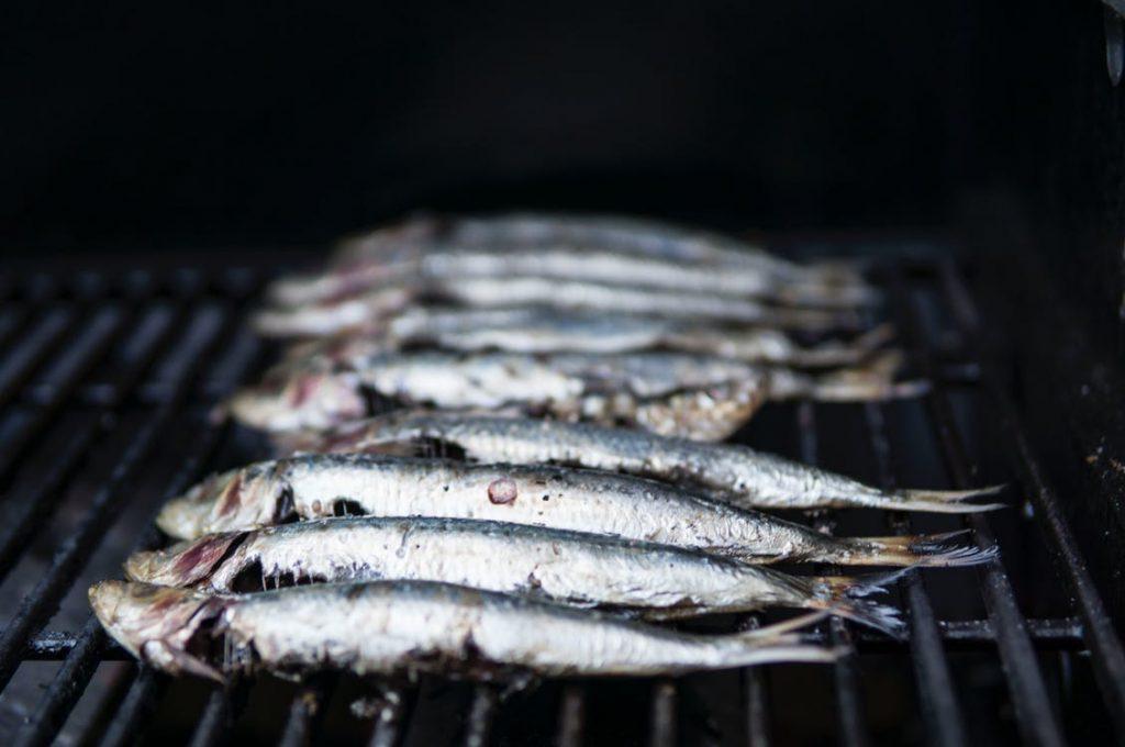 Riba je zdrava za srce i mozak