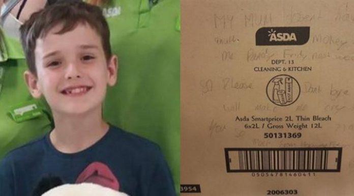 Trgovac našao neobičnu poruku 10-godišnjeg dječaka, odmah je morao reagirati