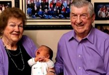 Bračni par 12 djece 53 unučadi 48 praunučadi jedno prapraunuče