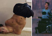 Muškarac rođen bez ruku i nogu je dokaz da ništa nije nemoguće