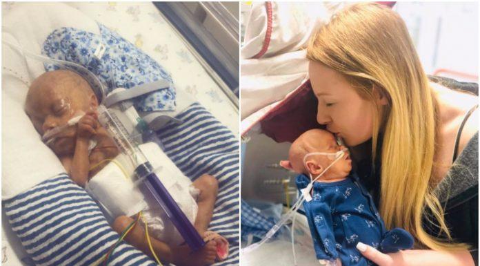 Bolnički svećenik je došao djetetu dati posljednji blagoslov