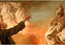 Je li Ilija bio uznesen na nebo?