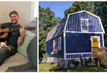 Sagradio kuću po uputama koje je vidio na YouTubeu