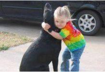 Djevojčica je poslala pismo Bogu nakon što joj je preminuo pas