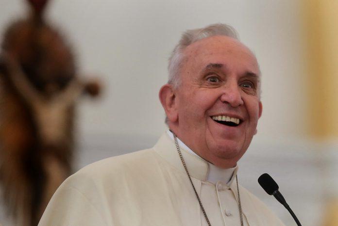 Papa će dobiti milijun dolara ako pristane biti vegan za korizmu