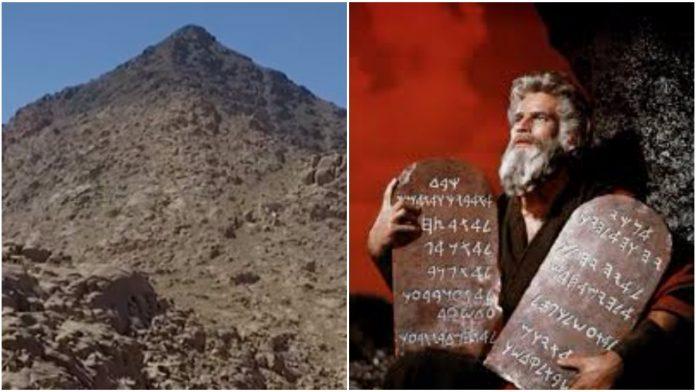 Saudijci žele uništiti lokaciju planine Sinaj na kojoj je Mojsije dobio Deset zapovijedi