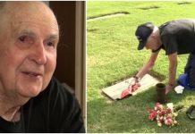 Vjerni udovac (93) svaki dan posjećuje grob svoje supruge