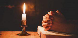 Večernja molitva