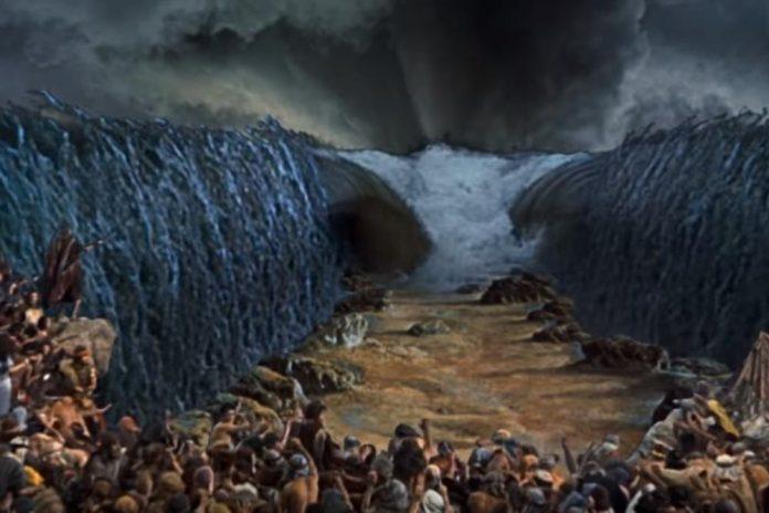 Pronađeno mjesto na kojem je Mojsije razdvojio Crveno more