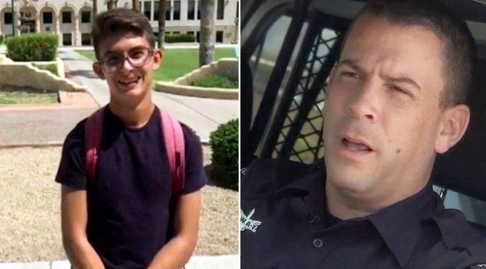 Policajac pomogao mladom čovjeku u potrebi