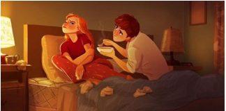 10 predivnih ilustracija koje prikazuju kako izgleda ljubav