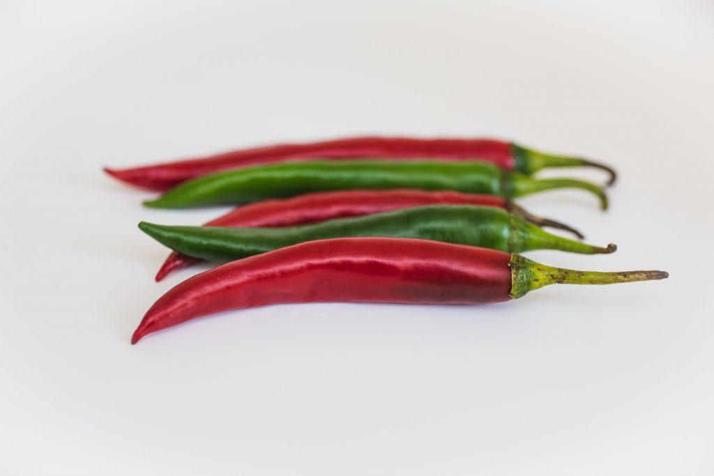 Ljute papričice smanjuju rizik od raka debelog crijeva